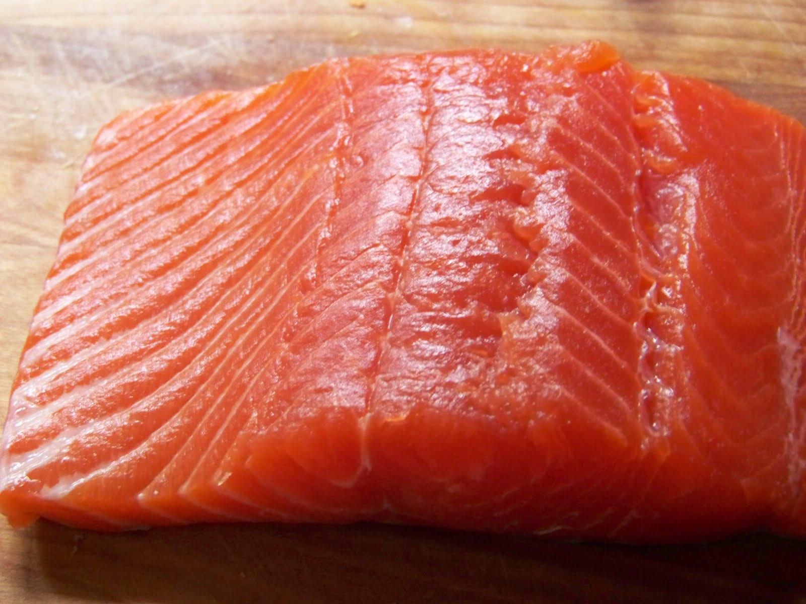 Tora\'s real food: Warm, wonderful salmon \