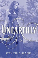 bookcover of UNEARTHLY by Cynthia Hand
