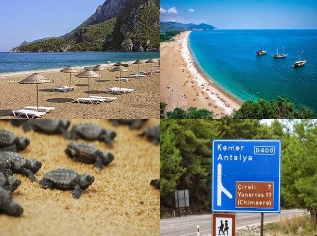 Çıralı Antalya