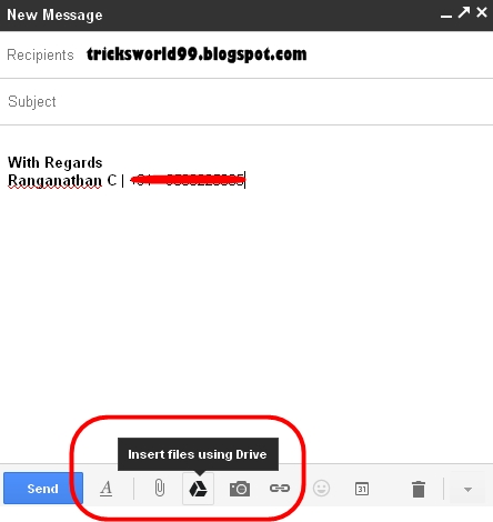 How To Send 10GB File through Gmail