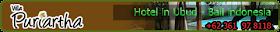 HOTEL VILLA PURIARTHA UBUD - BALI