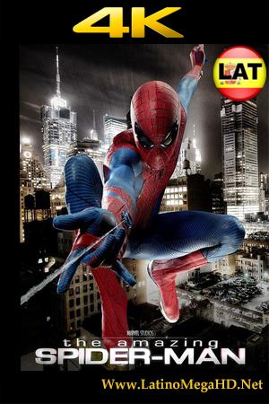 El Sorprendente Hombre Araña (2012) Latino Ultra HD 4K 2160P ()