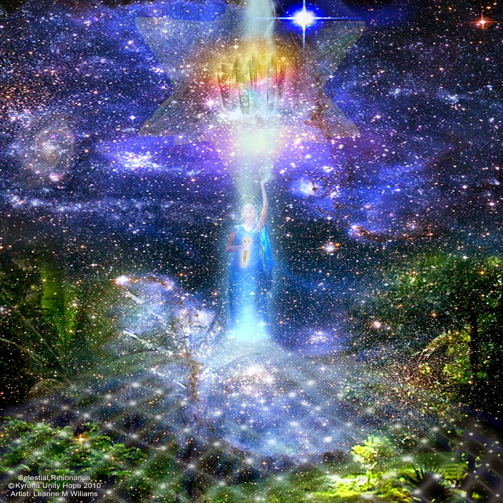 Spiritual: Nova Earth Serenity: The Pleiadians And The Arcturians