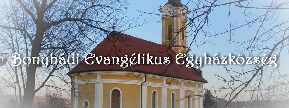 Bonyhádi Evangélikus Gyülekezet oldala