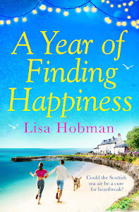 Blog Tour - The Year of Finding Happiness
