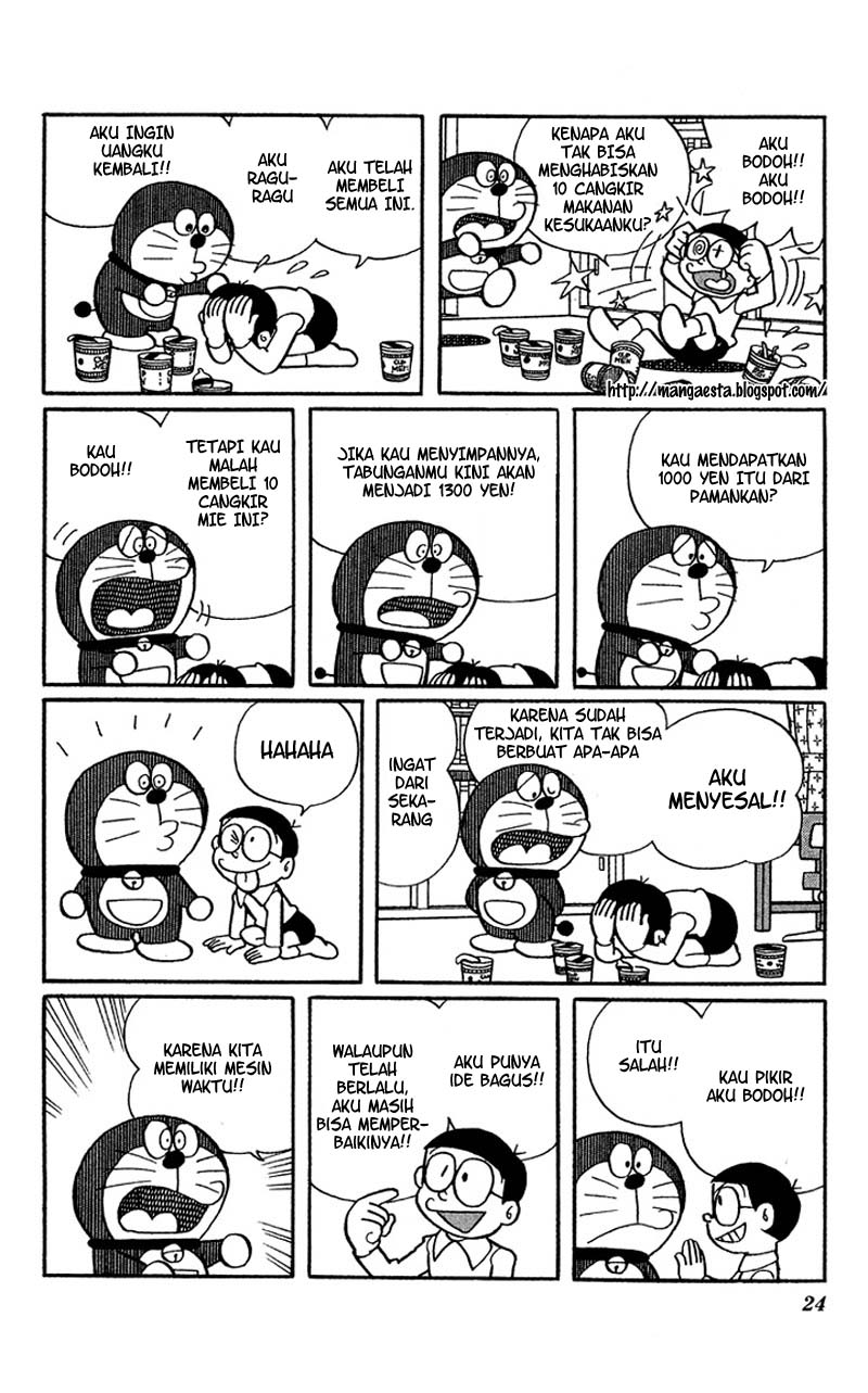Baca Komik Doraemon Plus Vol 1 Chapter 003 - Halaman 02