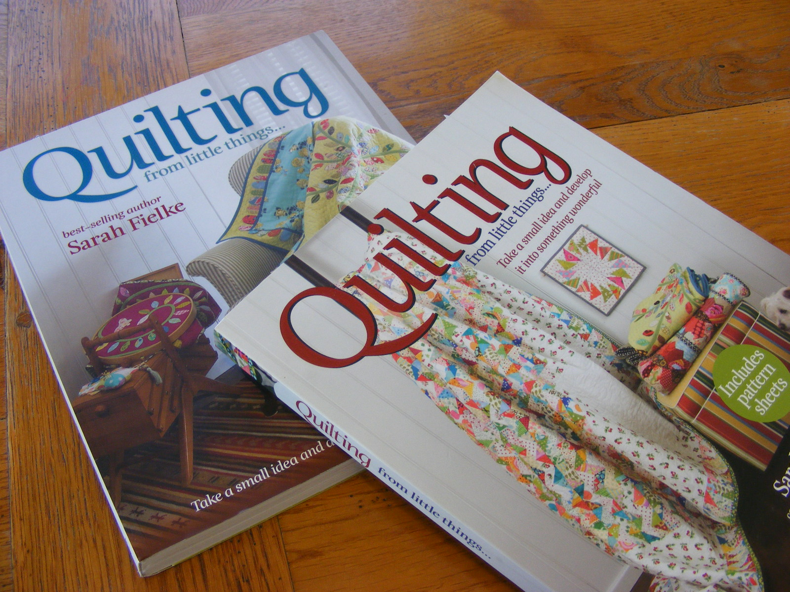 quilting book reviews