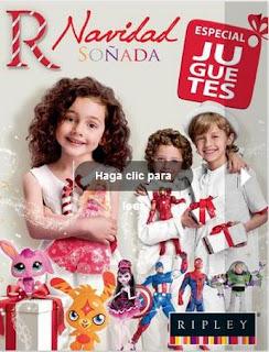 catalogo de juguetes Ripley 12-2012