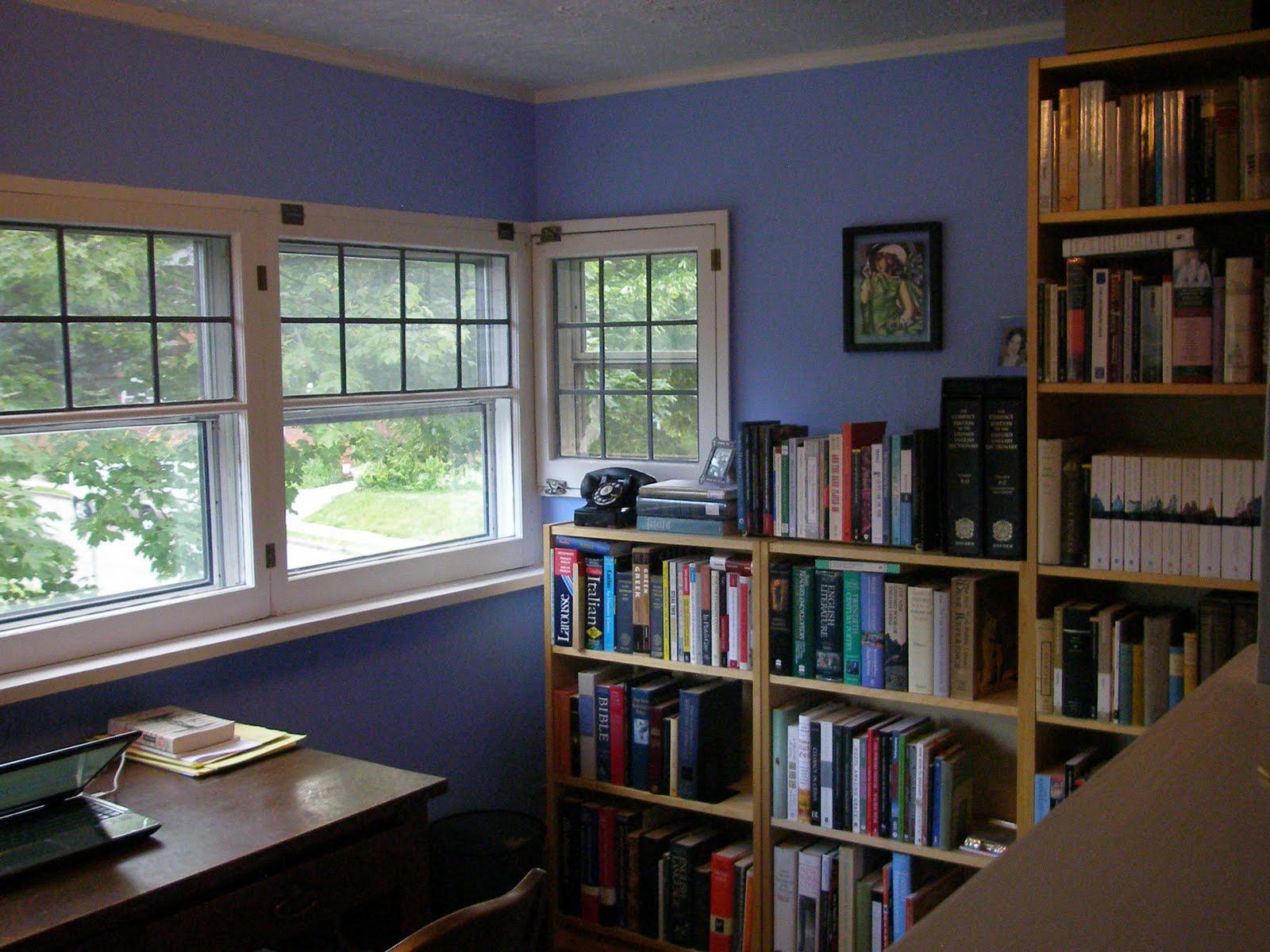 Ferule & Fescue: Unpacking my library