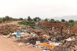 Οι παράνομες χωματερές είναι και επικίνδυνες στην Τριφυλία