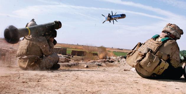 TNI AD memesanan 180 Javelin ATGM