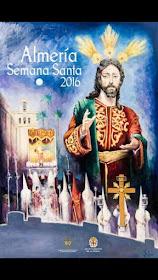 Cartel semana santa de Almeria 2016