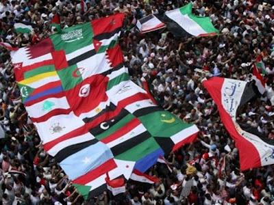 """Που ο αδόκιμος όρος """"αραβική άνοιξη"""