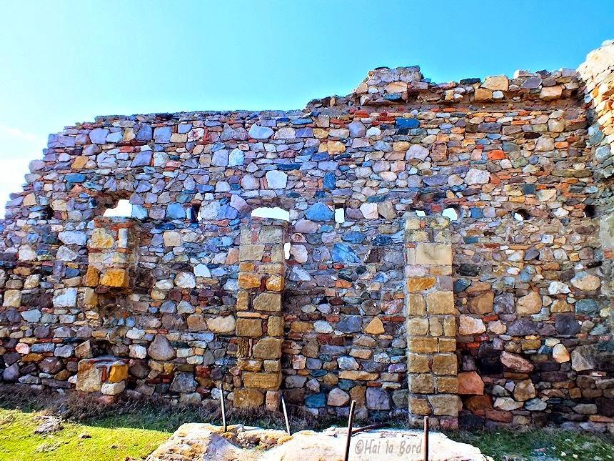 zid cetatea troesmis