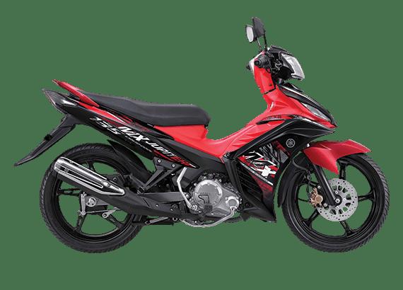 Yamaha New Jupiter MX Merah