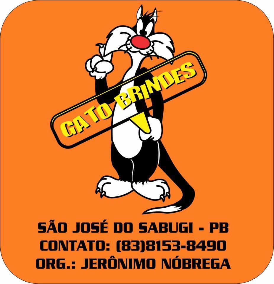 Gato Brindes