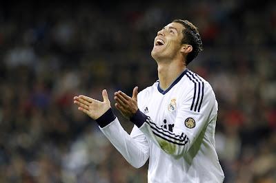 Cristiano Ronaldo Smiling HD