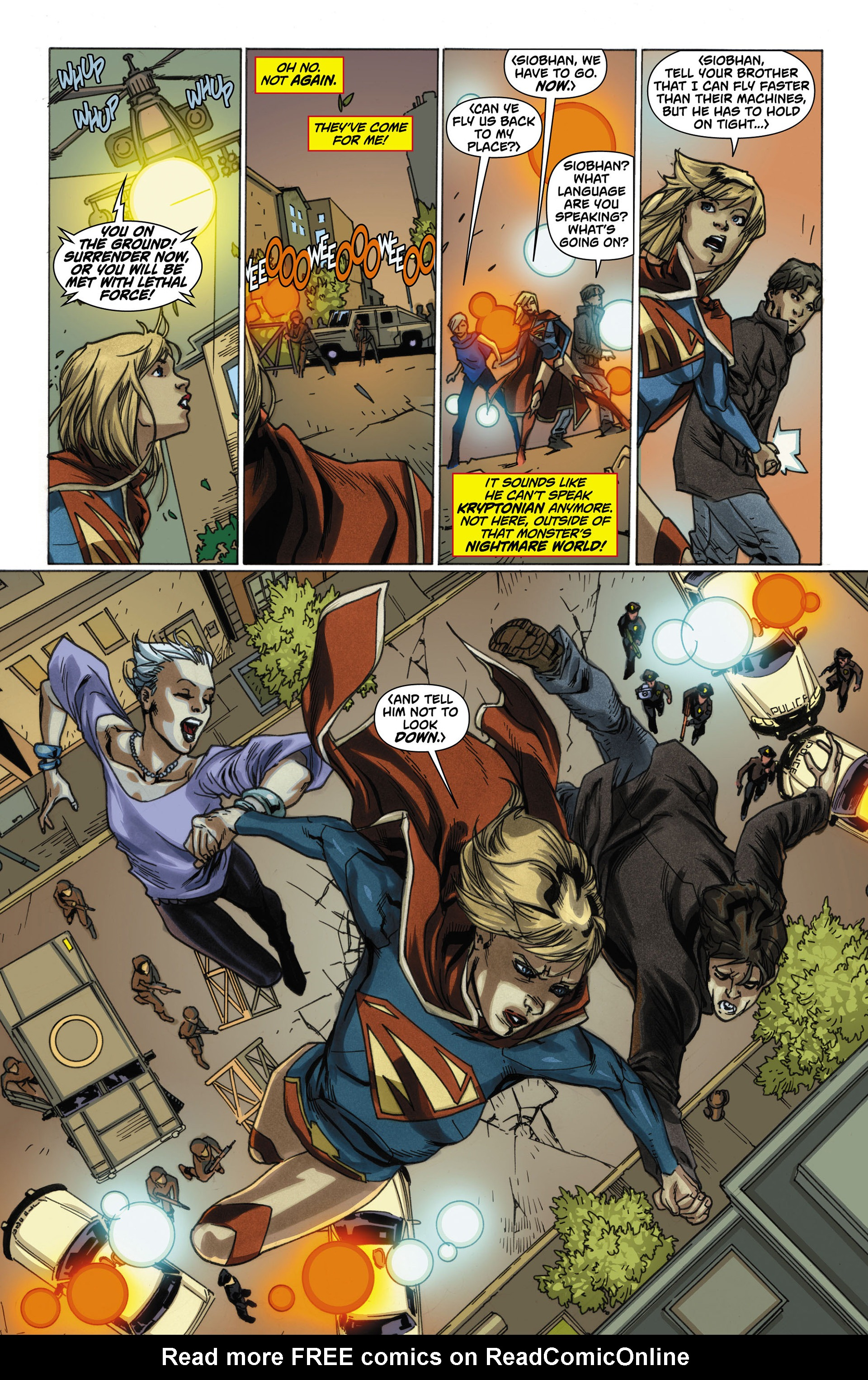 Supergirl (2011) Issue #10 #12 - English 19
