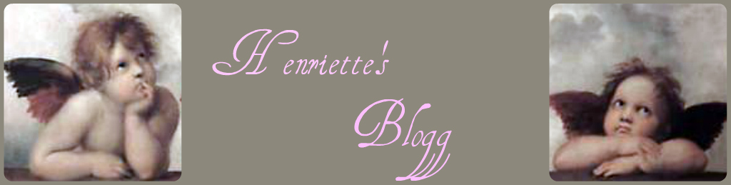 Henriette's Blogg