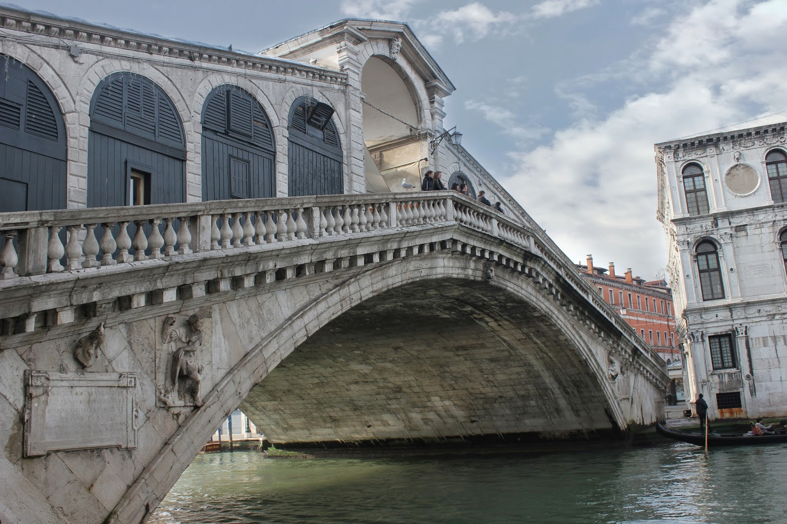 Rialto Bridge Travel Venice Italy