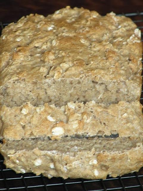 Pine Cones and Acorns: Easy Little Bread Recipe