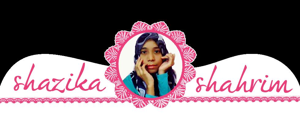 Shazika Shahrim