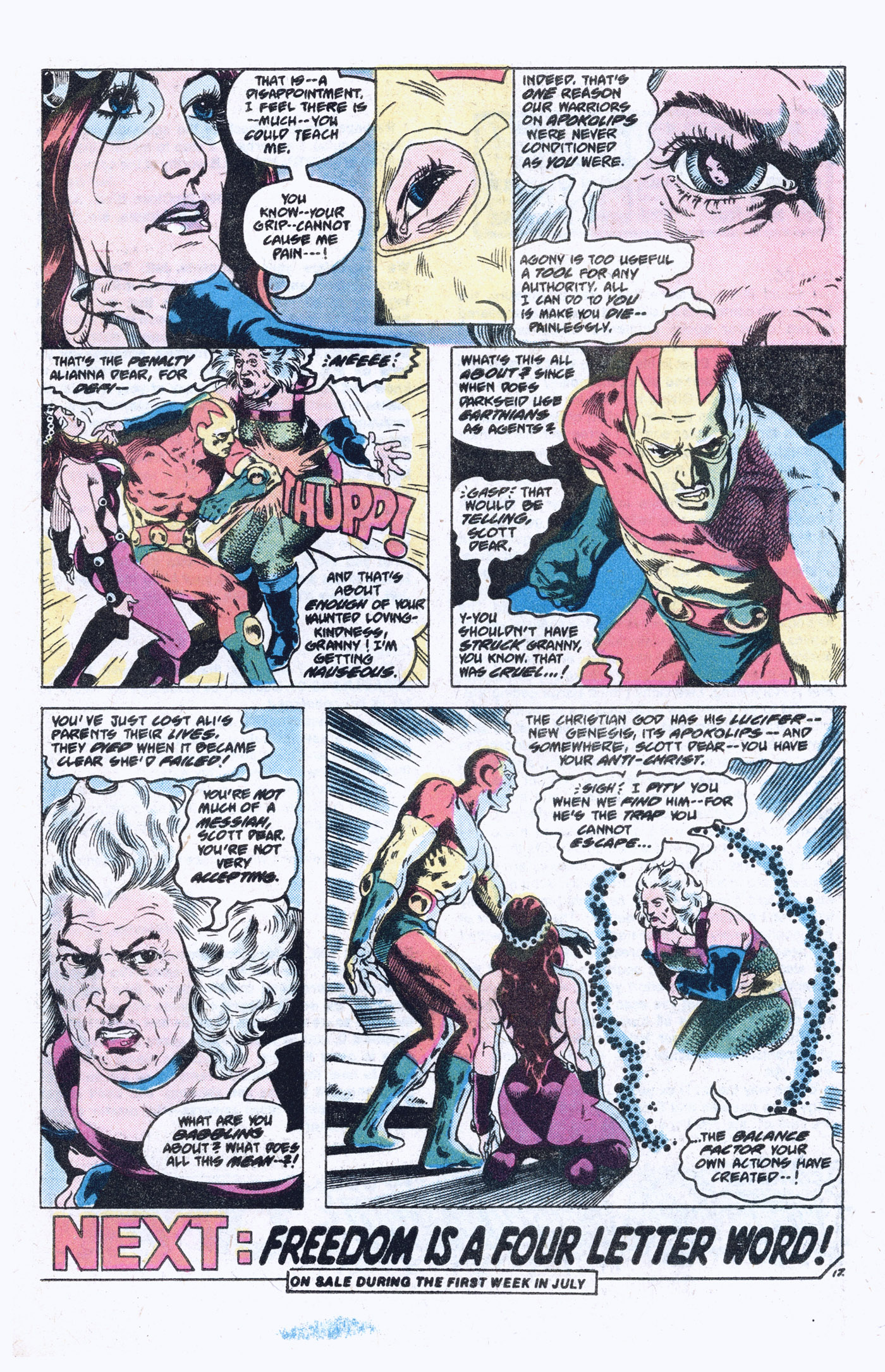 Mister Miracle (1971) #25 #31 - English 18