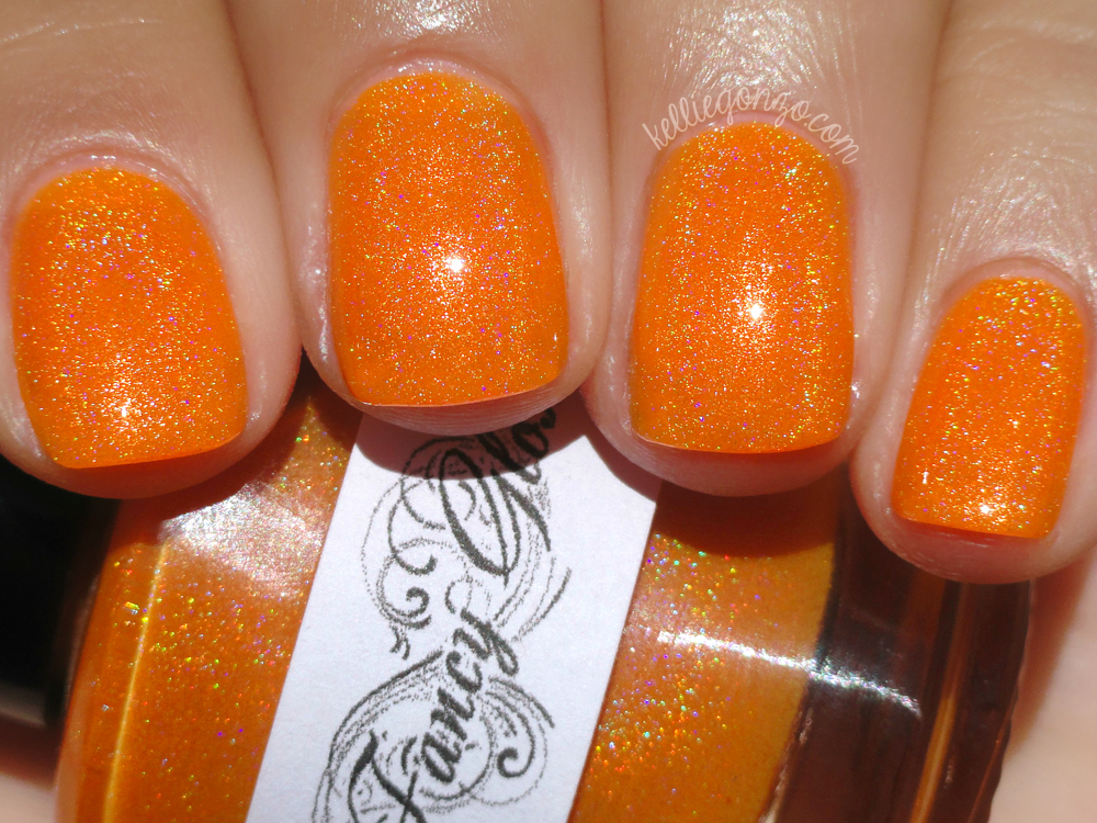 Fancy Gloss - Orange Fizz