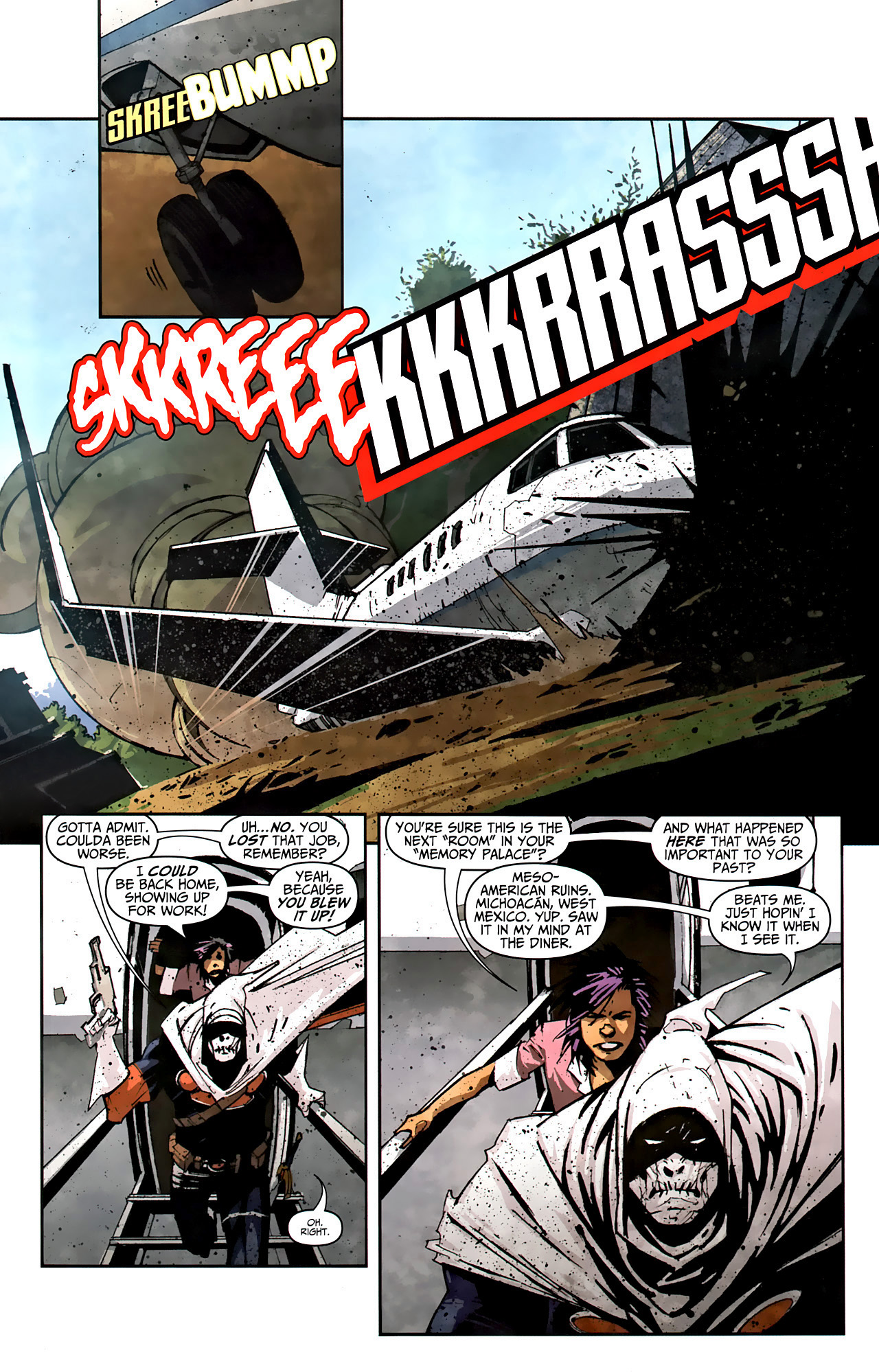 Read online Taskmaster (2010) comic -  Issue #2 - 10