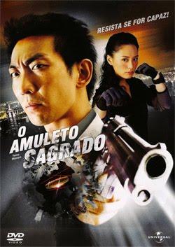 Filme Poster O Amuleto Sagrado DVDRip XviD Dual Audio & RMVB Dublado