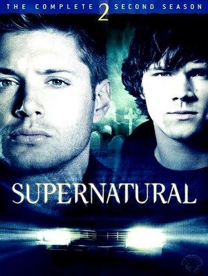 Sobrenatural 2� Temporada Completa Dublado