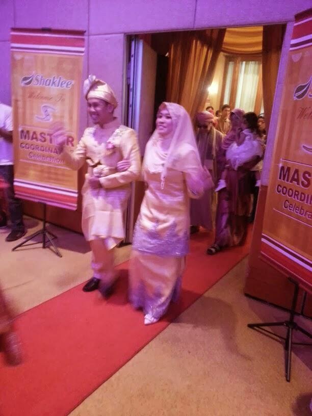 SAMBUTAN MASTER CELEBRATION MASTER COORDINATOR DI HOTEL ROYALE CHULAN KL