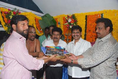 Damarukam Movie Launch Stills