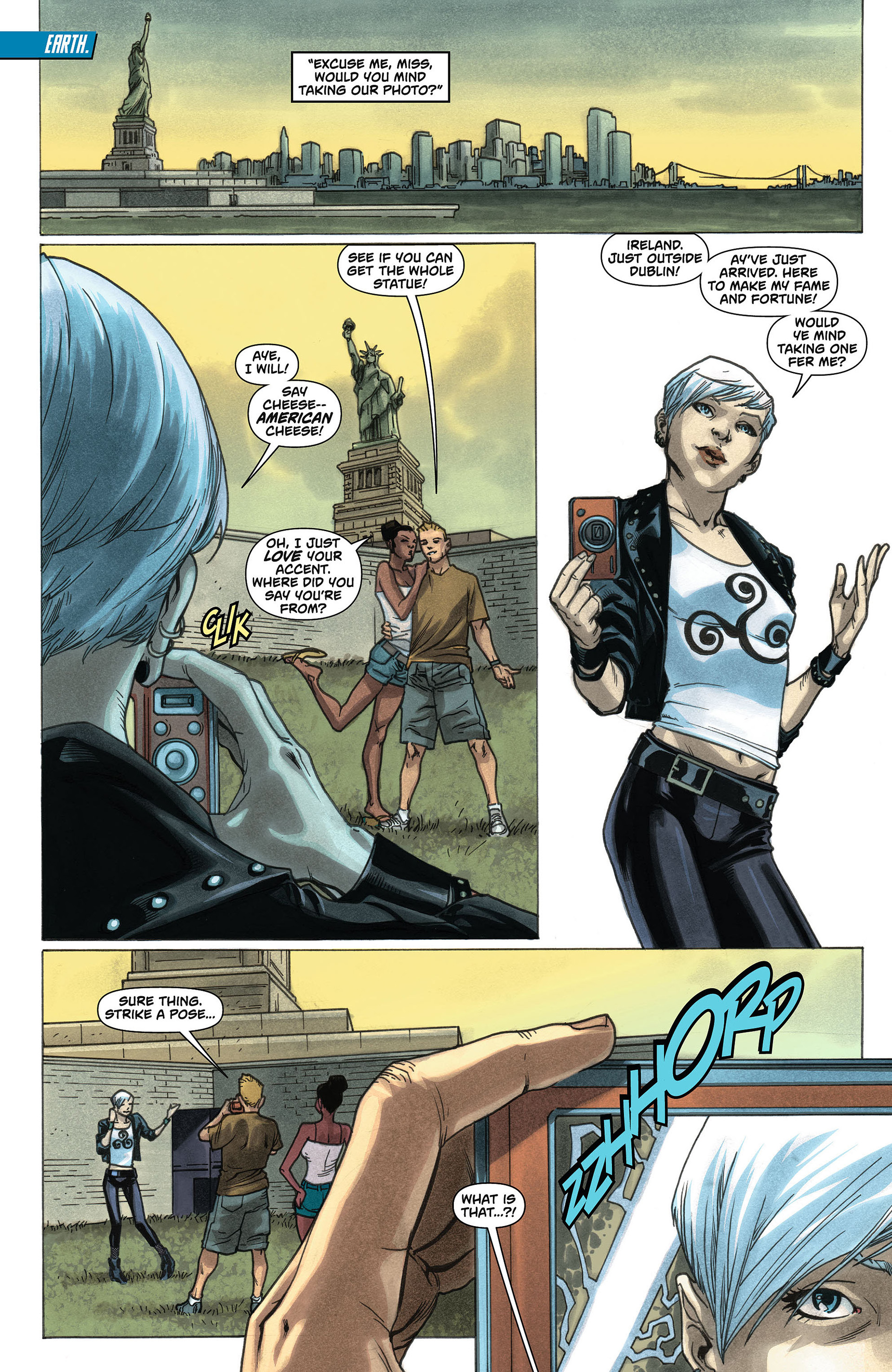 Supergirl (2011) Issue #6 #8 - English 6