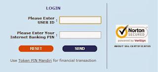 Cara menghapus daftar transfer Internet Banking Mandiri