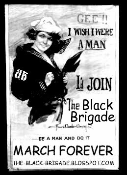 MARCH FOREVER!