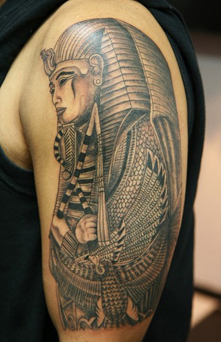 Egyptian Tattoos 5 Egyptian Tattoos Egyptian Tattoos Egyptian Tattoos