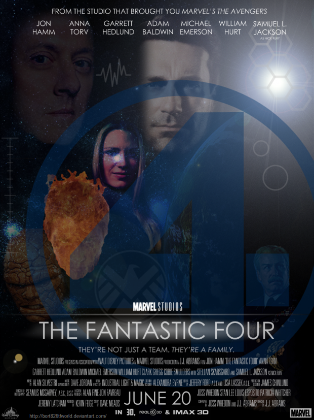 The Fantastic Four 2015 Official Trailer 720p HD