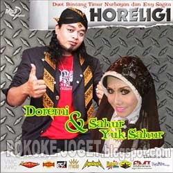Doremi (Dadu Karo Remi) - Nur Bayan & Eny Sagita - Horeligi 2014