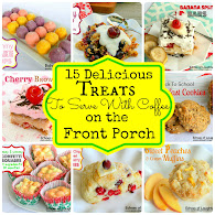15 Treats for Coffee on The Porch