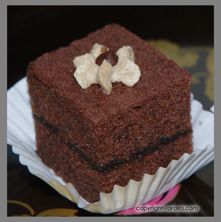 Resep brownies Kukus Chocolate
