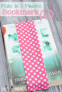 DIY Bookmark