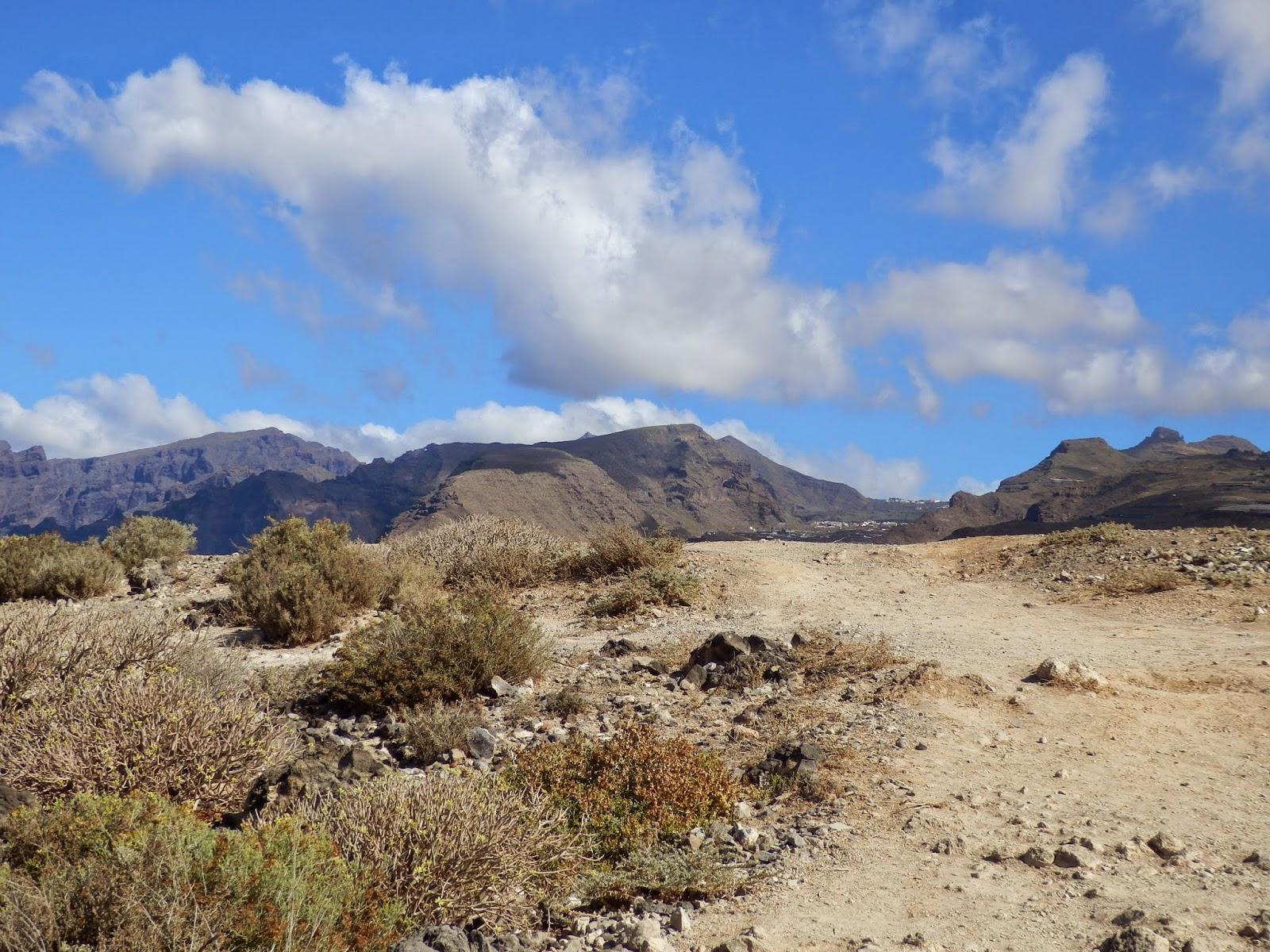 Mountains of Tenerife