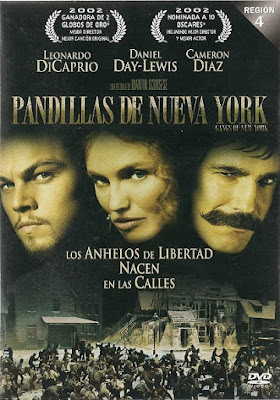 descargar Pandillas de Nueva York en Español Latino