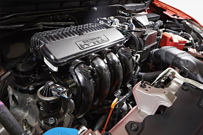 Mesin Honda All New Jazz GK5