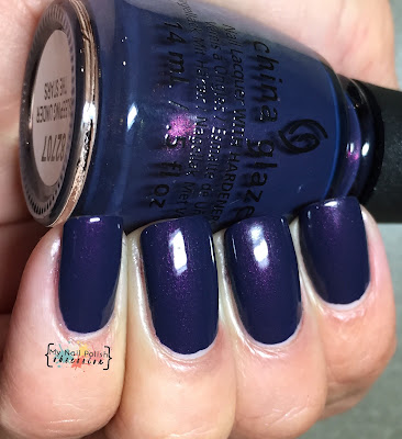 China Glaze Sleeping Under The Stars