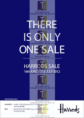 Harrods Sale