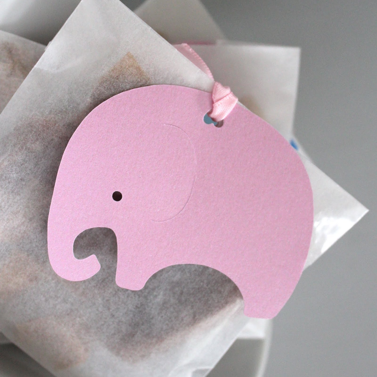 jar blog the elephants come marching in baby shower favors