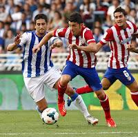 Partido Real Sociedad - Atlético de Madrid