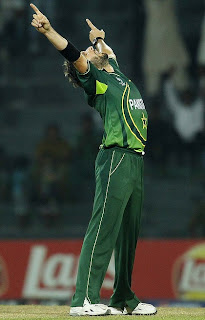 Pakistan Played Well In Cricket World Cup 2011
